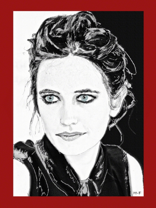 Eva Green by Frenchy
